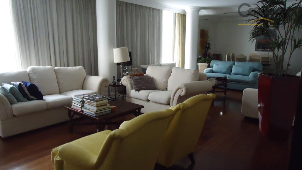Apartamento Residencial à venda, Parque Santa Cecília, São Paulo - AP0331.