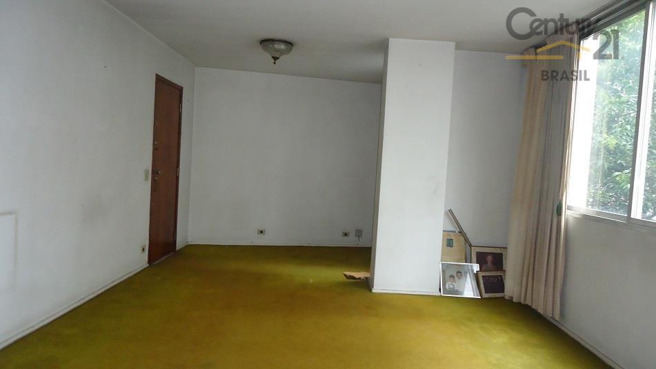 Apartamento Residencial à venda, Higienópolis, São Paulo - AP0263.