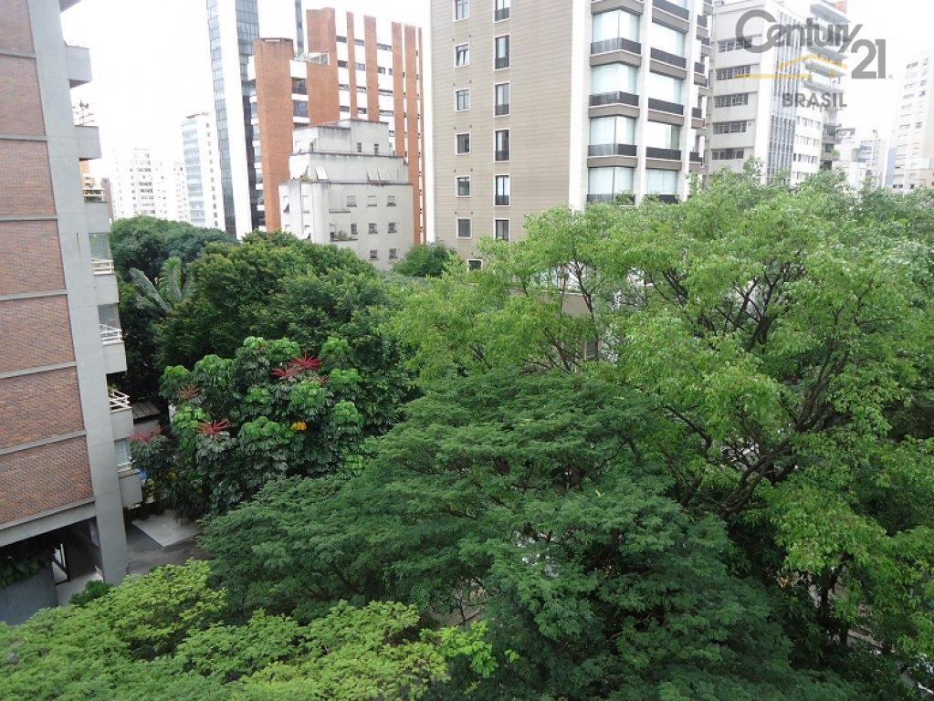 Apartamento Residencial à venda, Higienópolis, São Paulo - AP0063.