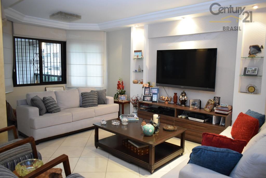 Apartamento Residencial à venda, Higienópolis, São Paulo - AP0334.