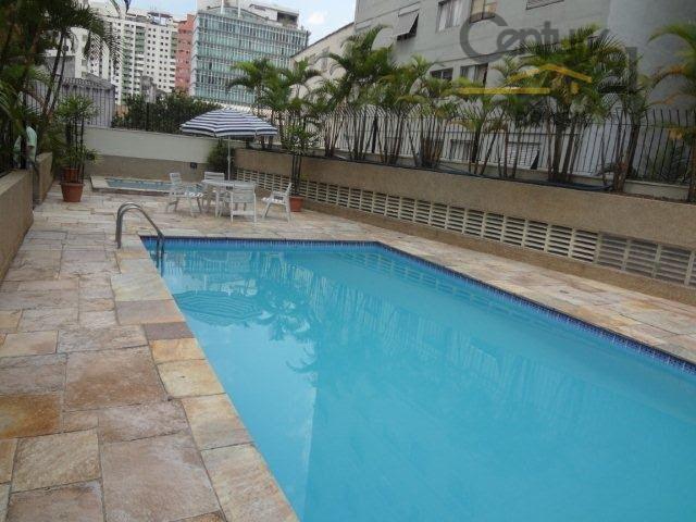 Apartamento Residencial à venda, Santa Cecília, São Paulo - AP0234.