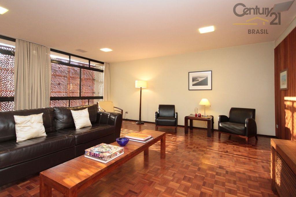 Apartamento Residencial para locação, Higienópolis, São Paulo - AP0446.