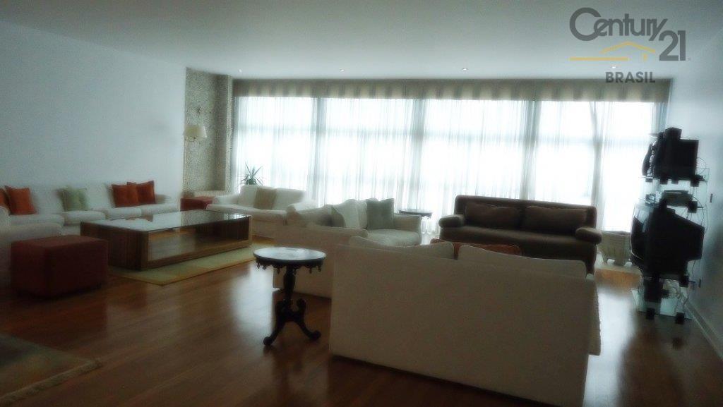 Apartamento Residencial para locação, Higienópolis, São Paulo - AP0203.