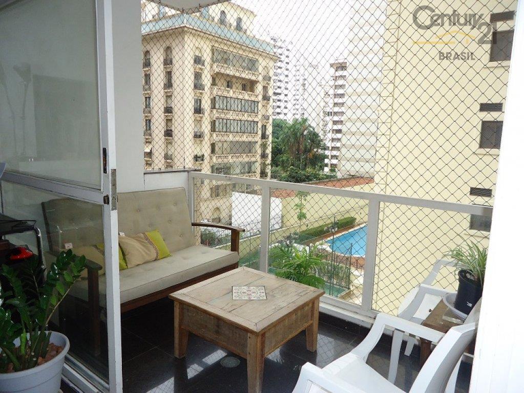 Apartamento Residencial à venda, Santa Cecília, São Paulo - AP0048.