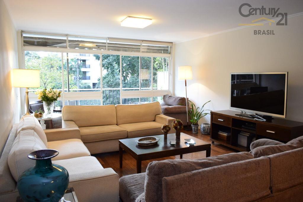 Apartamento Residencial à venda, Higienópolis, São Paulo - AP0370.