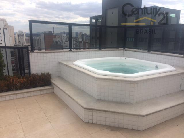Campo Belo duplex 1 suite terraço com Hidro Maravilhosa,Financia