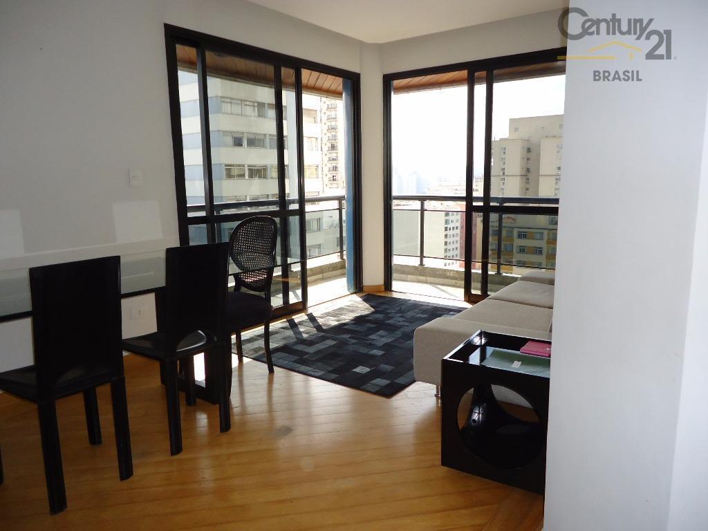 Apartamento Residencial à venda, Santa Cecília, São Paulo - AP0397.