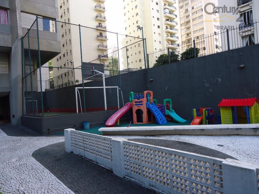 Apartamento Residencial à venda, Santa Cecília, São Paulo - AP0401.