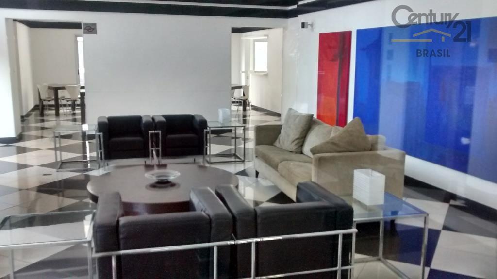 Apartamento Residencial para locação, Pinheiros, São Paulo - AP0544.