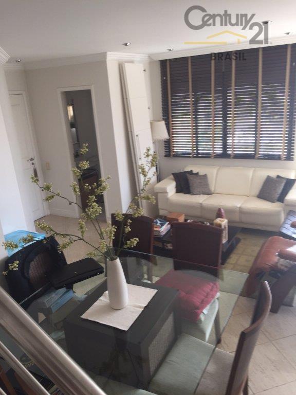 Cobertura Residencial à venda, Pinheiros, São Paulo - CO0164.