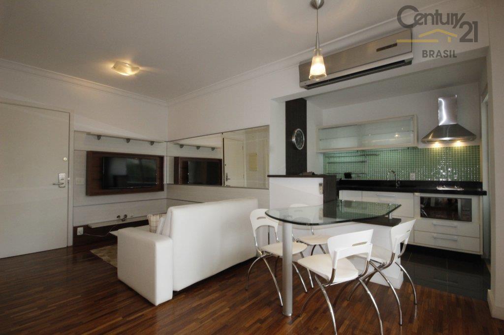Apartamento Residencial para locação, Vila Nova Conceição, São Paulo - AP7364.