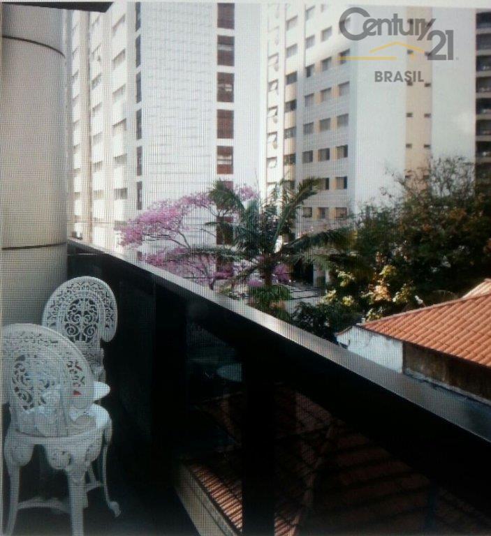 Flat Residencial para venda e locação, Jardim Paulista, São Paulo - FL0036.