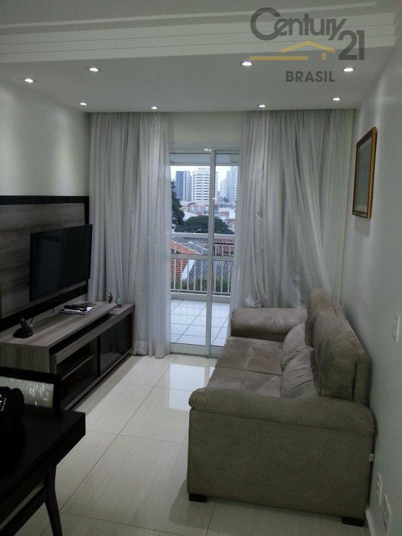 Apartamento Residencial à venda, Vila Romana, São Paulo - AP6359.
