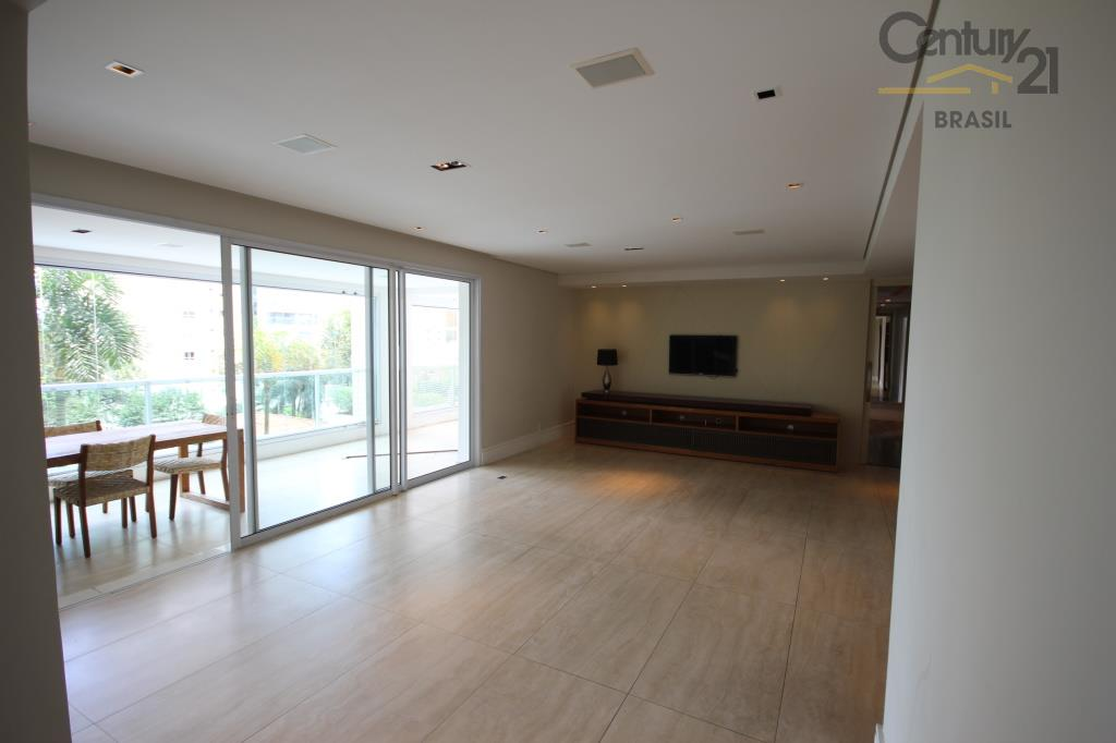 Apartamento Residencial para locação, Campo Belo, São Paulo - AP0299.
