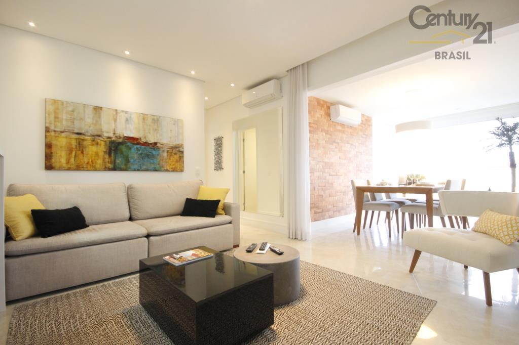 Apartamento Residencial para locação, Vila Nova Conceição, São Paulo - AP0304.