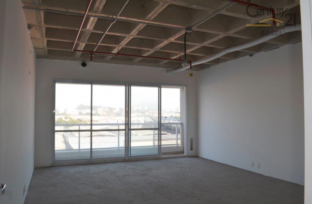 Conjunto comercial locação moderno condomínio, 40m pode ser 80m outro valor, sacada, Vila Leopoldina