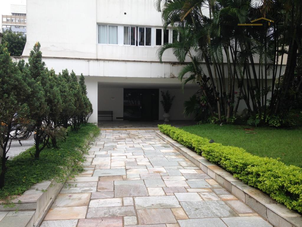 Apartamento Residencial à venda, Itaim Bibi, São Paulo - AP0332.