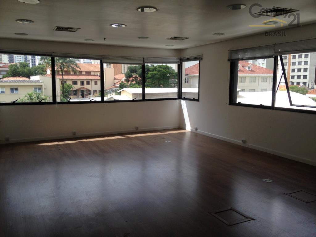 Conjunto Comercial para locação, Pinheiros, São Paulo - CJ0103.