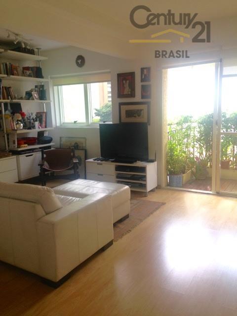 Apartamento Residencial à venda, Jardim Paulista, São Paulo - AP0490.