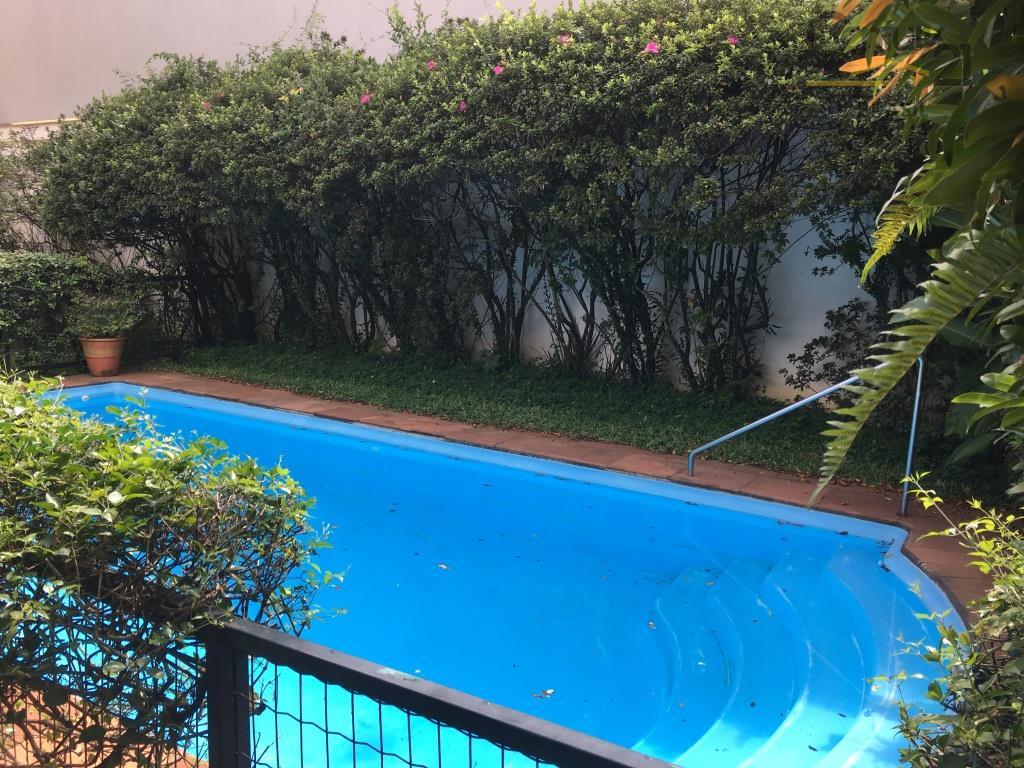 Casa Residencial à venda, Jardim América, São Paulo - CA0023.