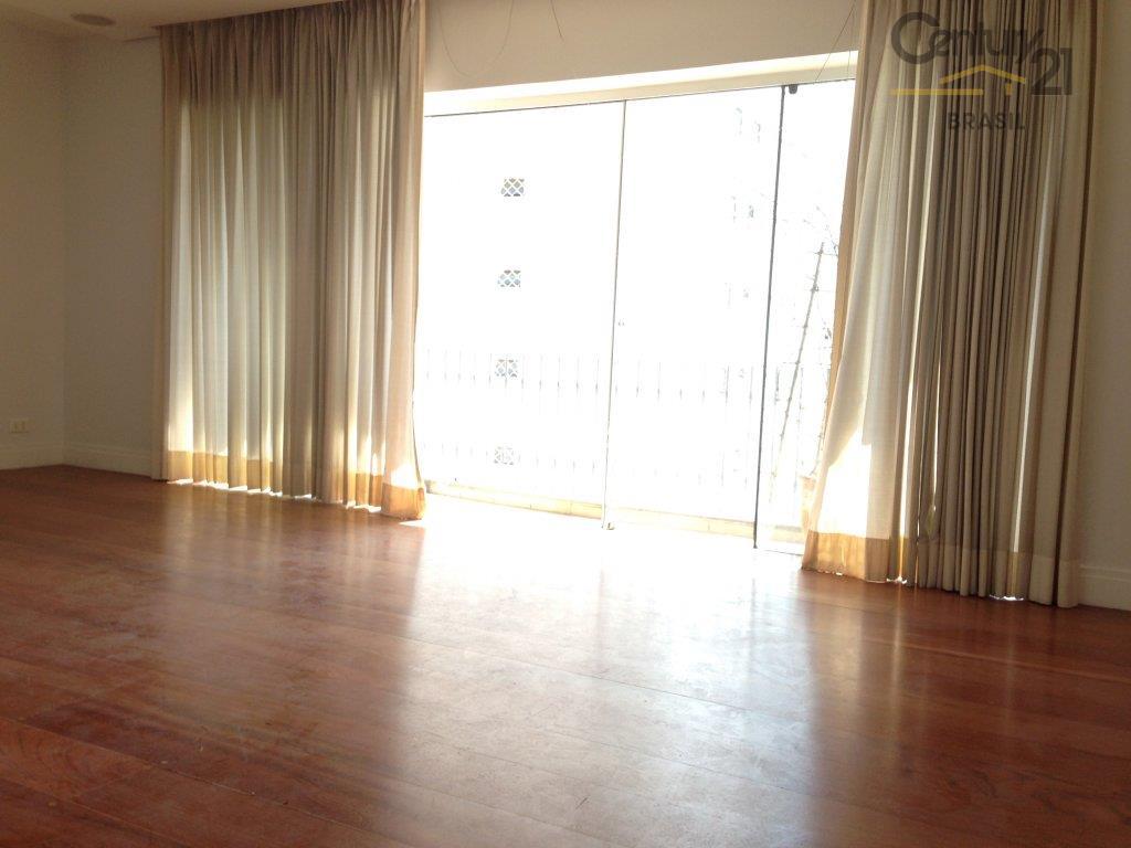 Apartamento Residencial para venda e locação, Vila Nova Conceição, São Paulo - AP7766.