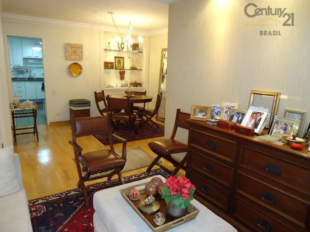 Apartamento Residencial à venda, Higienópolis, São Paulo - AP0392.
