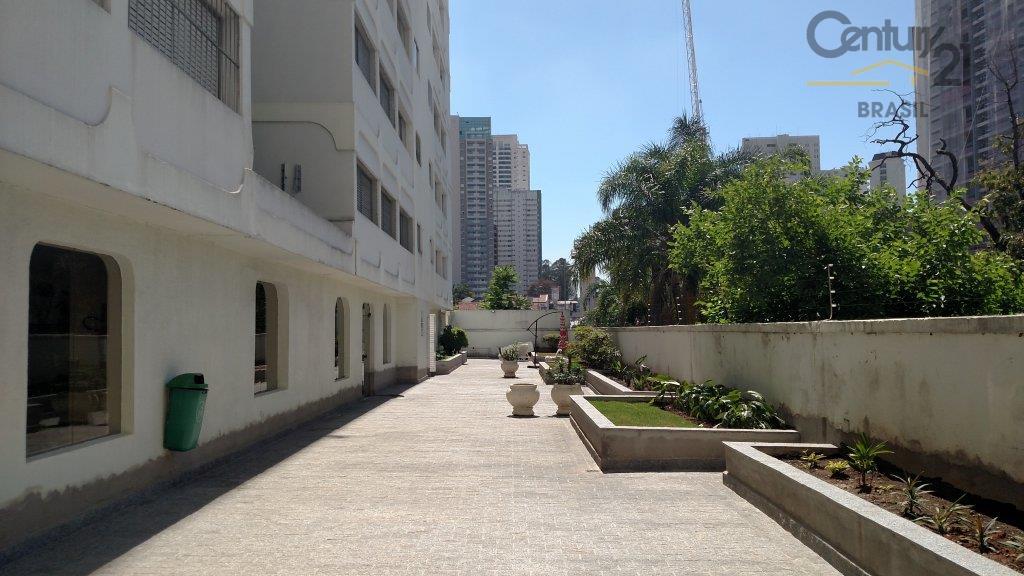 Apartamento Residencial para locação, Vila Cordeiro, São Paulo - AP3545.