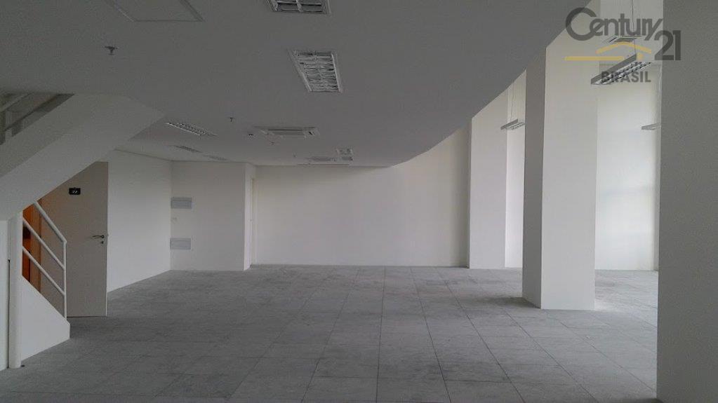 Conjunto Comercial para locação, Cidade Monções, São Paulo - CJ0061.