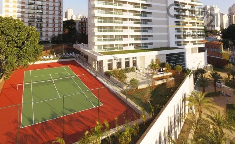 Apartamento Residencial à venda, Brooklin Paulista, São Paulo - AP3777.