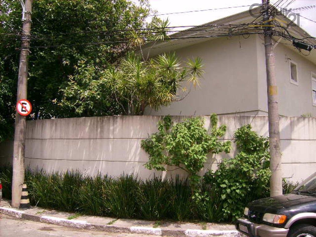 Sobrado Residencial para locação, Cidade Monções, São Paulo - SO0683.