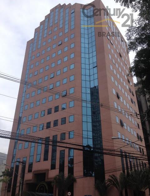 Conjunto Comercial para locação, Cidade Monções, São Paulo - CJ0709.