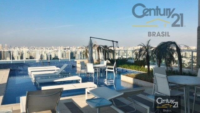 Apartamento Residencial à venda, Brooklin Paulista, São Paulo - AP3779.