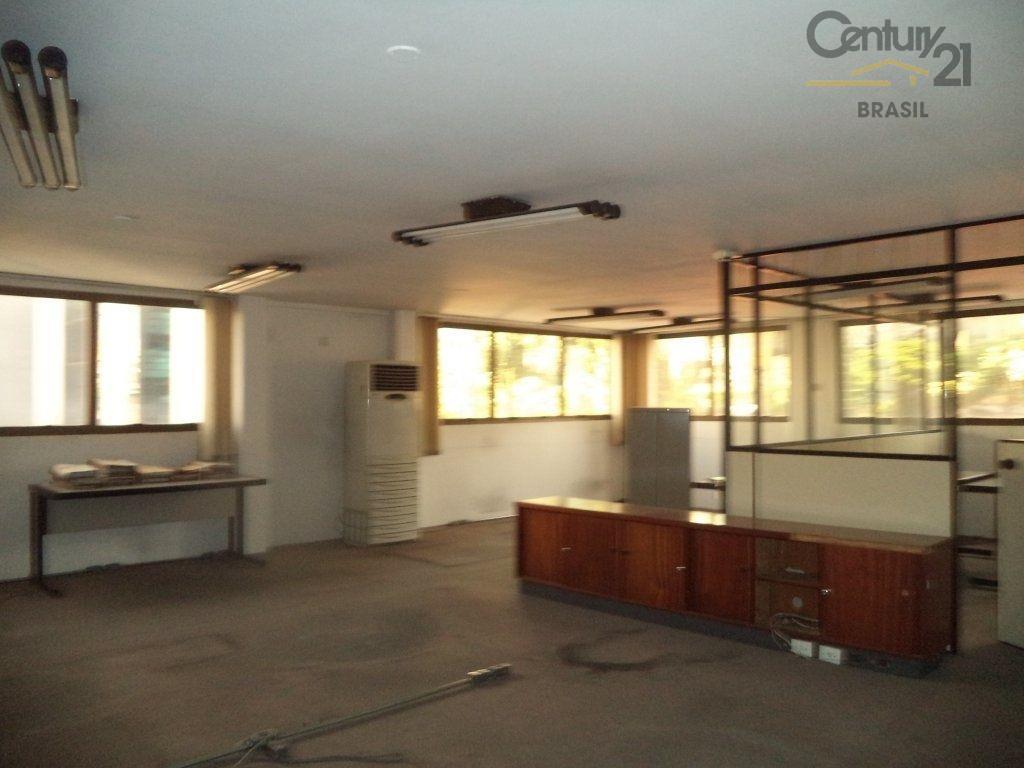 prédio comercial no brooklin, 587m, com 15 vagas, 10 salas, 10 banheiros, recepção. bairro com total...