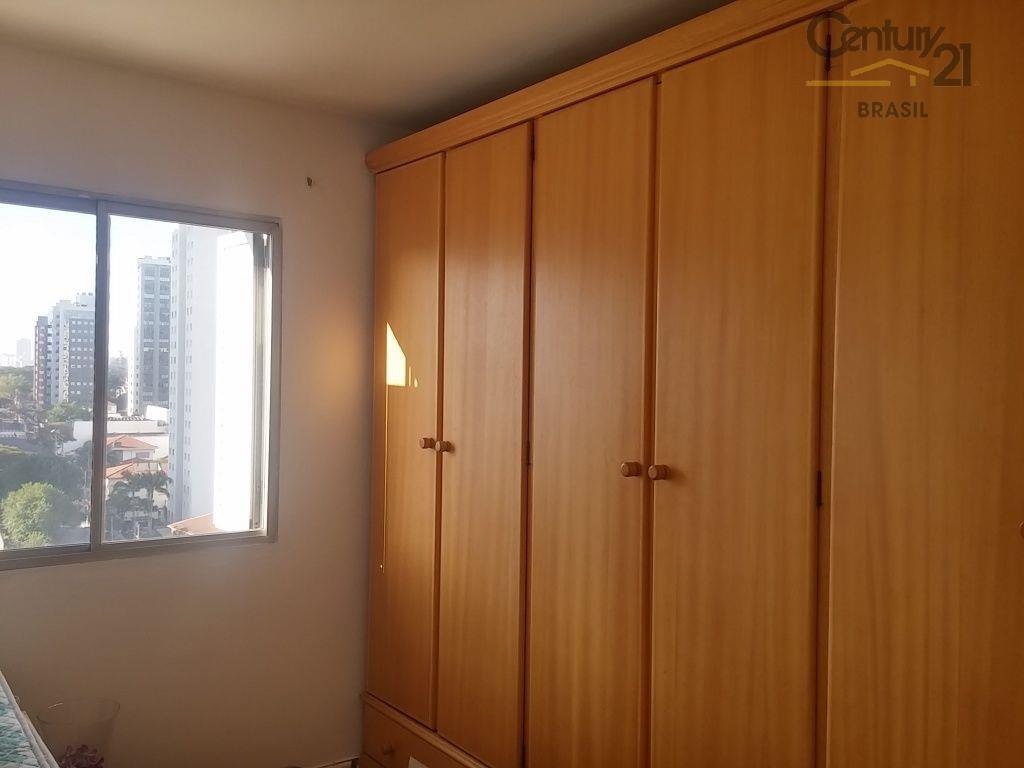 apartamento para locação no brooklin, andar alto, 01 vaga fixa e independente, ensolarado, pronto para morar,...