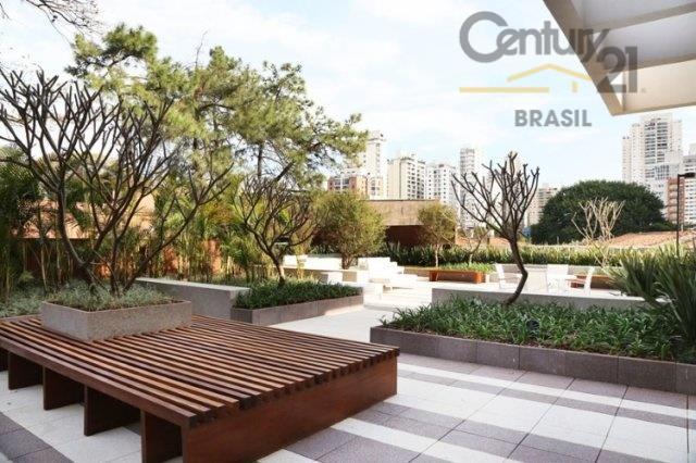 Apartamento Residencial à venda, Brooklin Paulista, São Paulo - AP4113.