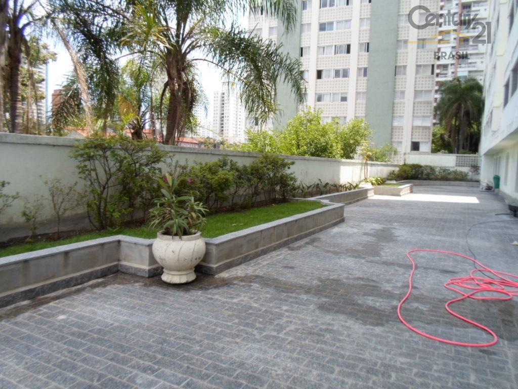 Apartamento Residencial para locação, Vila Cordeiro, São Paulo - AP3705.