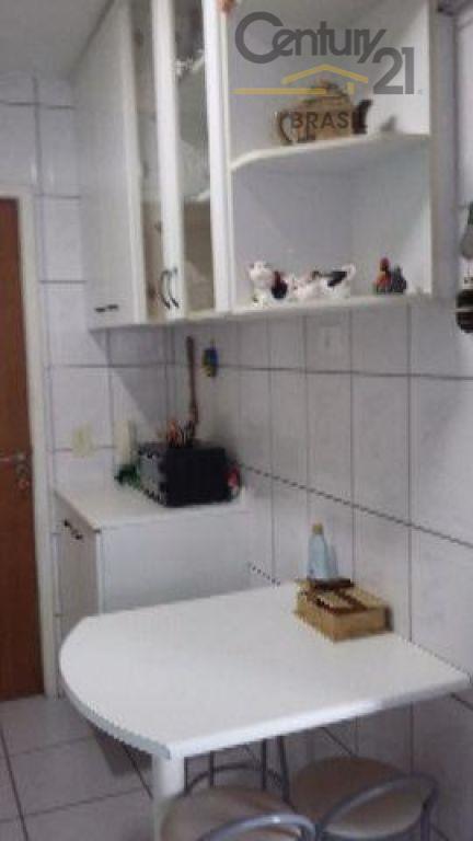 na rua guararapes próximo à rua nova york, apartamento com 78 m² de área útil, living...