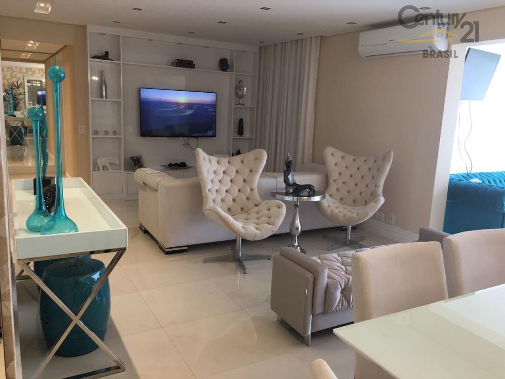Apartamento Residencial à venda, Brooklin Paulista, São Paulo - AP3803.