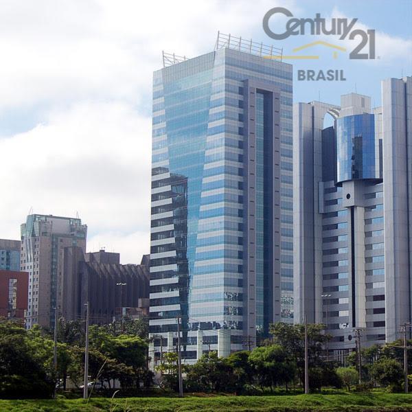 Conjunto Comercial para locação, Cidade Monções, São Paulo - CJ0711.