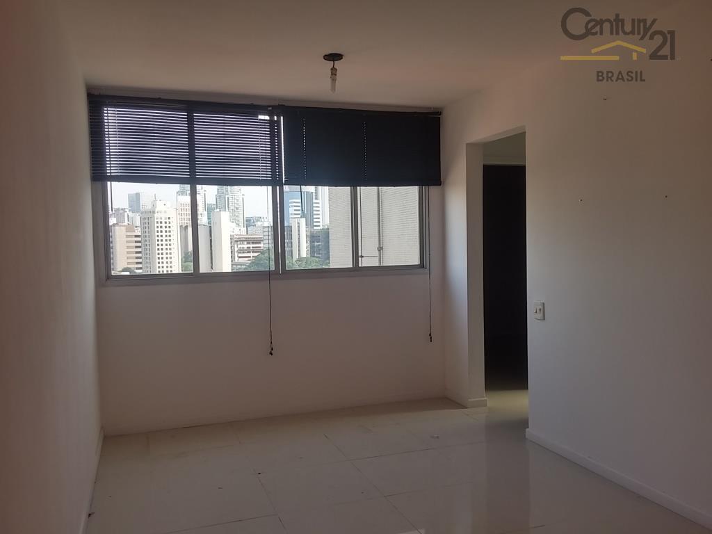 Apartamento Residencial para locação, Brooklin Paulista, São Paulo - AP4135.