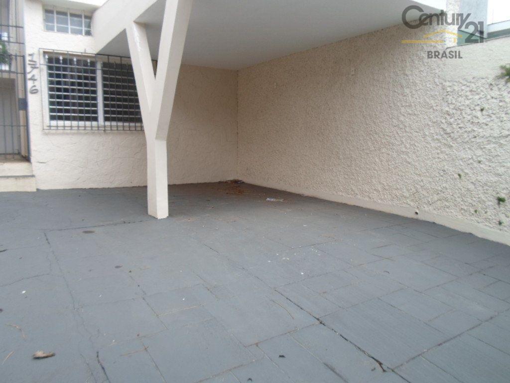 Sobrado Residencial para locação, Campo Belo, São Paulo - SO1210.
