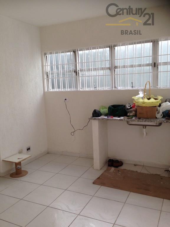 imóvel comercial no campo belo com três dormitórios sendo uma suíte, sala de 13 metros, lavabo,...