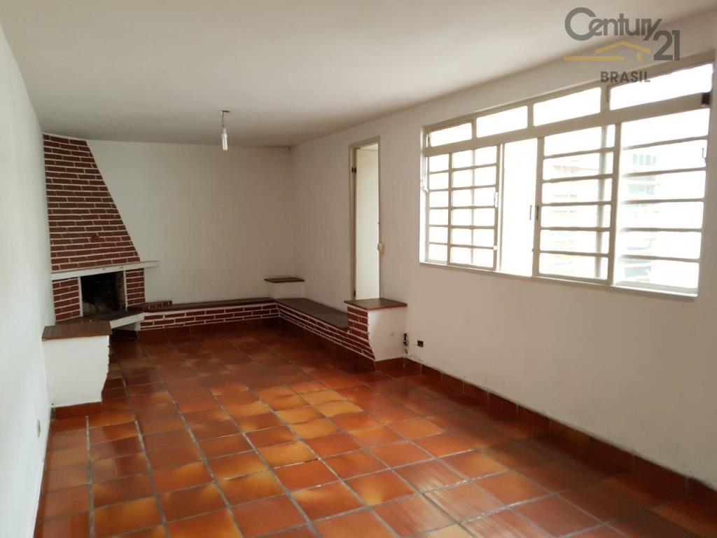 Sobrado Residencial para locação, Vila Cordeiro, São Paulo - SO1196.
