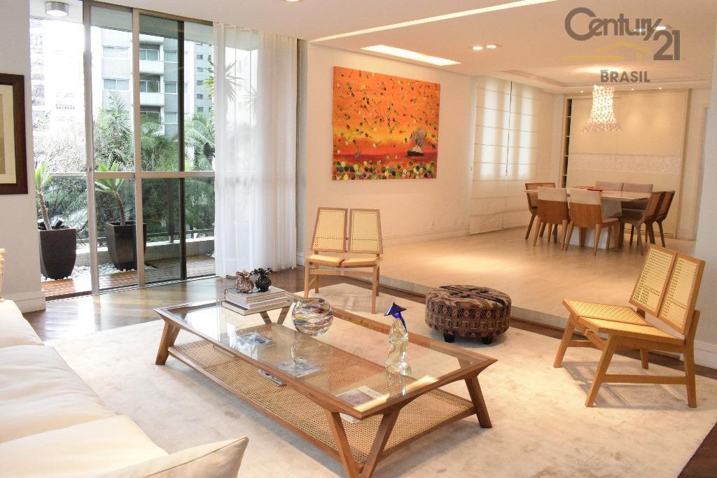 Apartamento Residencial à venda, Higienópolis, São Paulo - AP0094.