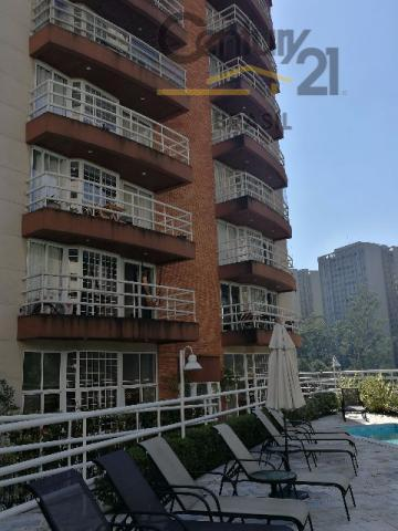 impecável apartamento 1 dorm, banheiro , lavabo, laundry, cozinha americana, sala , sacada grande, vista linda,...