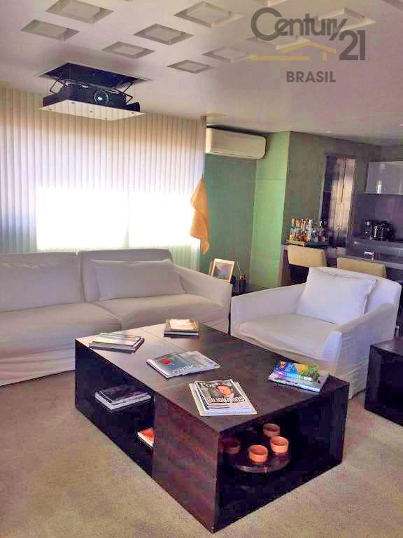 apartamento com conceito jovem e cool, totalmente reformado com planta alterada para 2 confortáveis suítes, sendo...