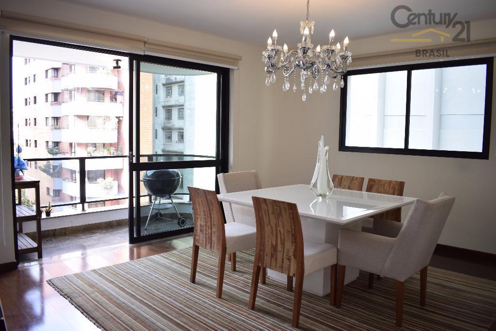 apartamento reformado na rua maranhão