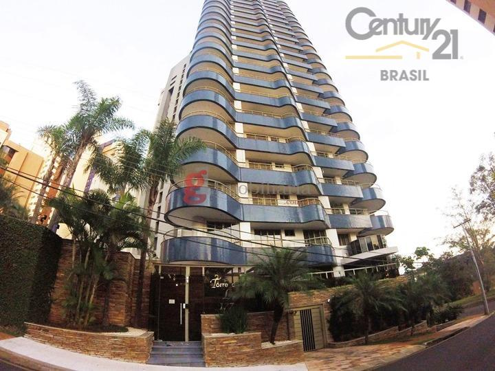 Apartamento residencial à venda, Caiçaras, Londrina.