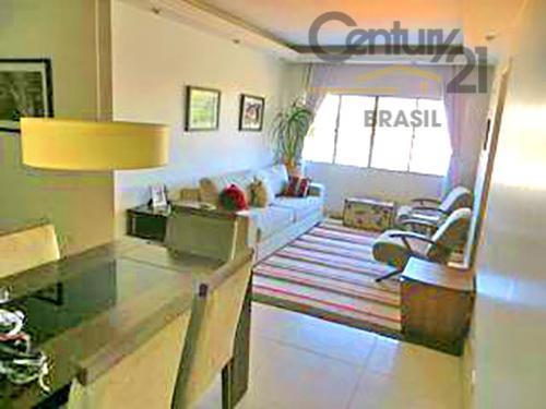 Apartamento  à venda, 3 dorms, 2 suítes, 1 vaga, Moema, São Paulo.