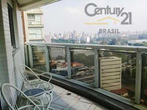 Apartamento residencial para locação, Vila Mariana, São Paulo - AP9953.